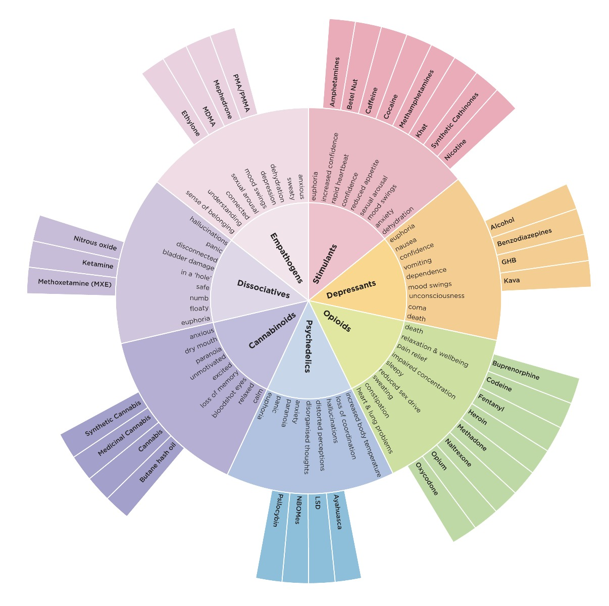 Drug Wheel