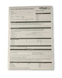 Chain of Custody Request Form
