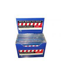 Drink Spike Drug Detector (box of 20 packs)